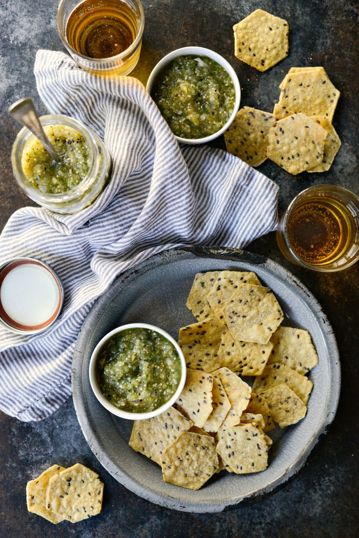 Easy Salsa Verde Recipe l SimplyScratch.com (15)