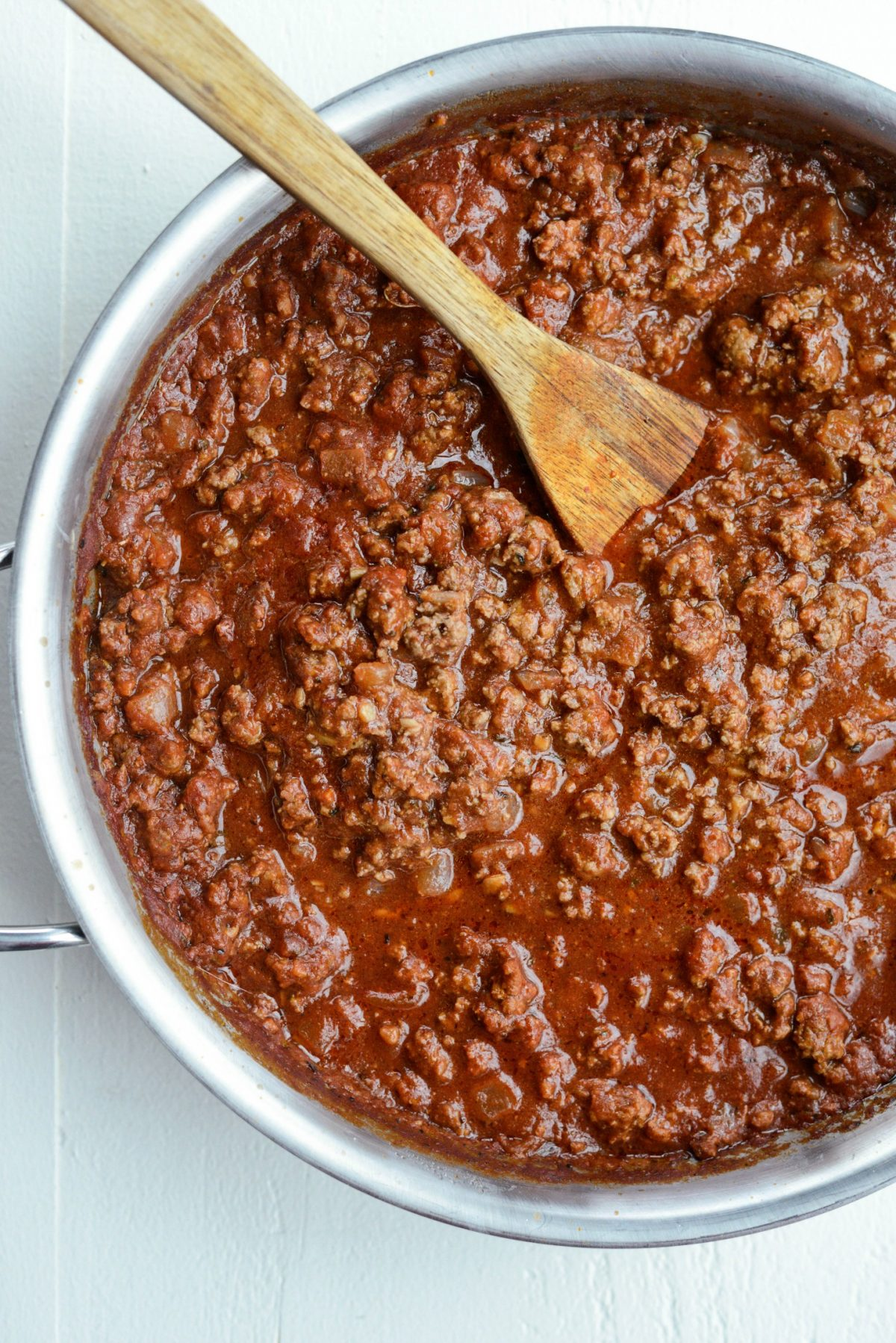 Best Basic Meat Sauce Recipe l SimplyScratch.com (7)