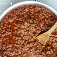 Best Basic Meat Sauce Recipe