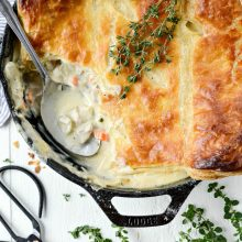 Ultimate Turkey Pot Pie l SimplyScratch.com (20)