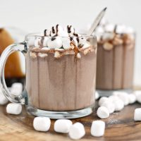 Espresso Hot Chocolate
