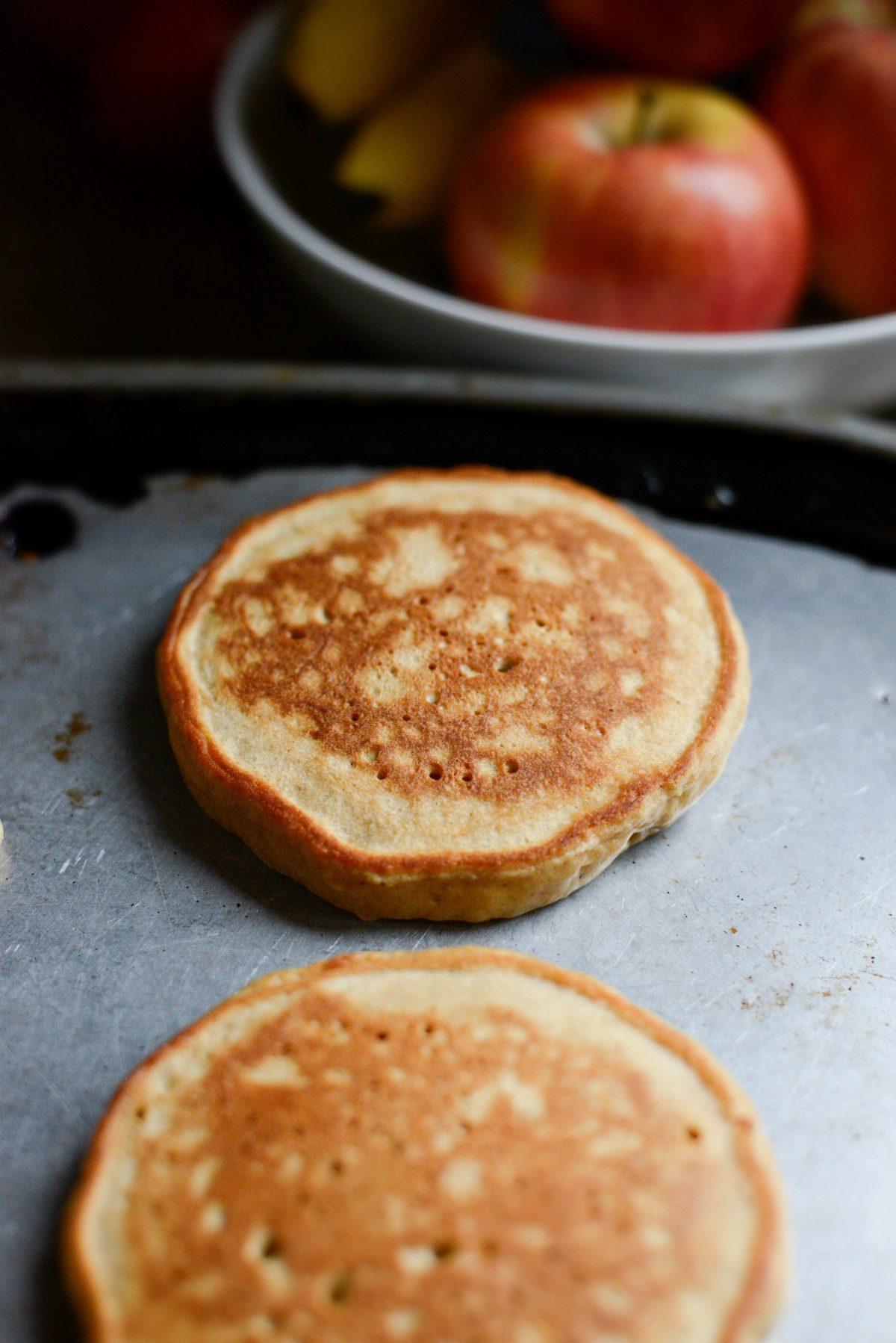 Gingerbread Pancakes l SimplyScratch.com (16)