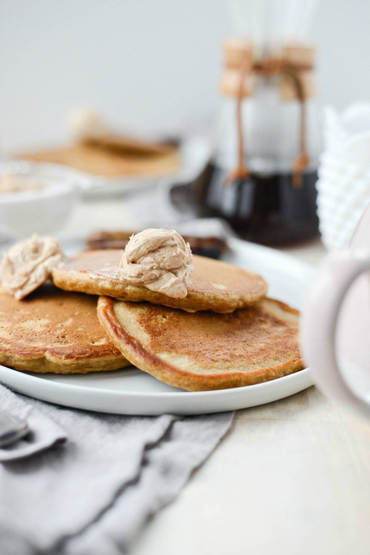 Gingerbread Pancakes l SimplyScratch.com (17)