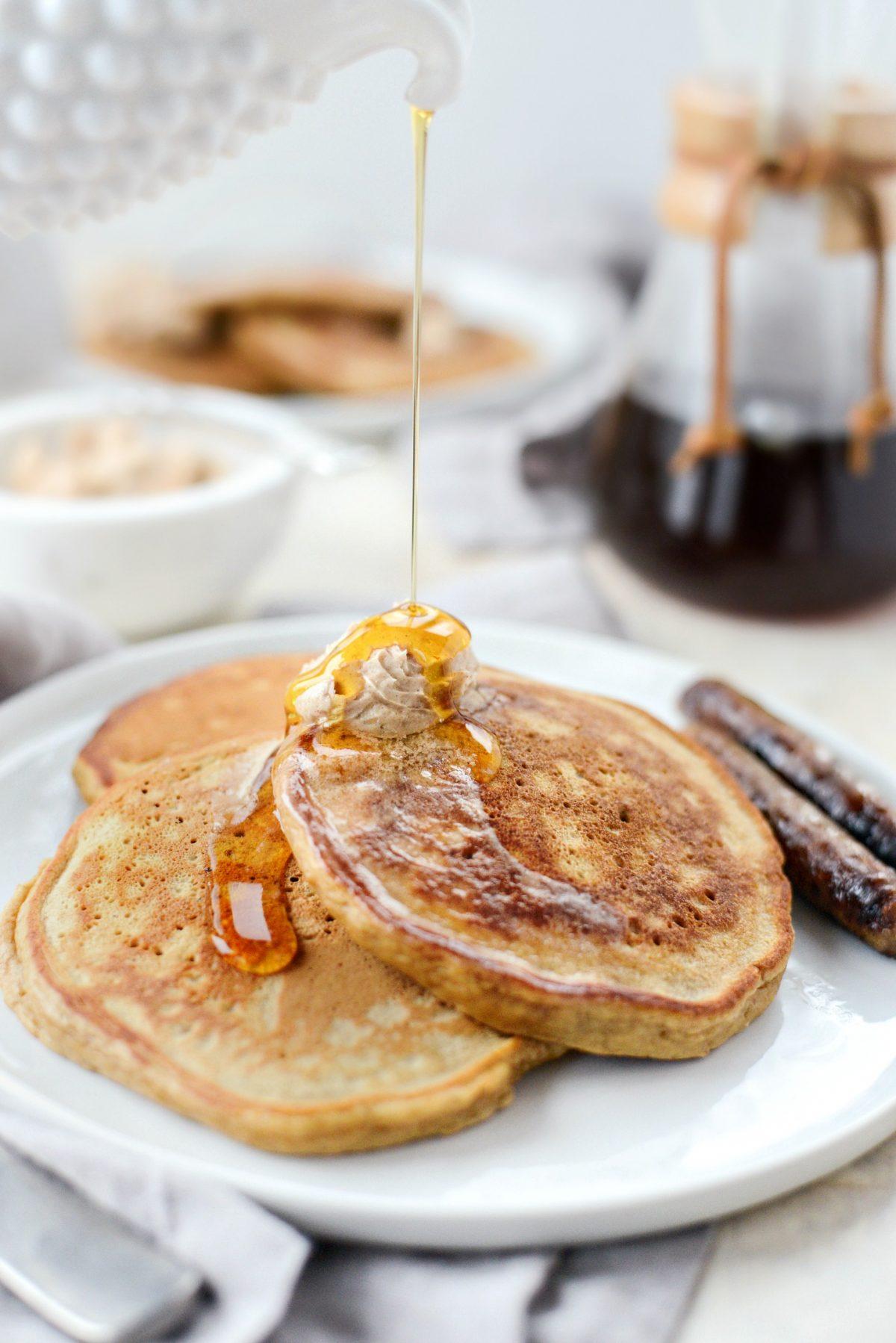 Gingerbread Pancakes l SimplyScratch.com (18)