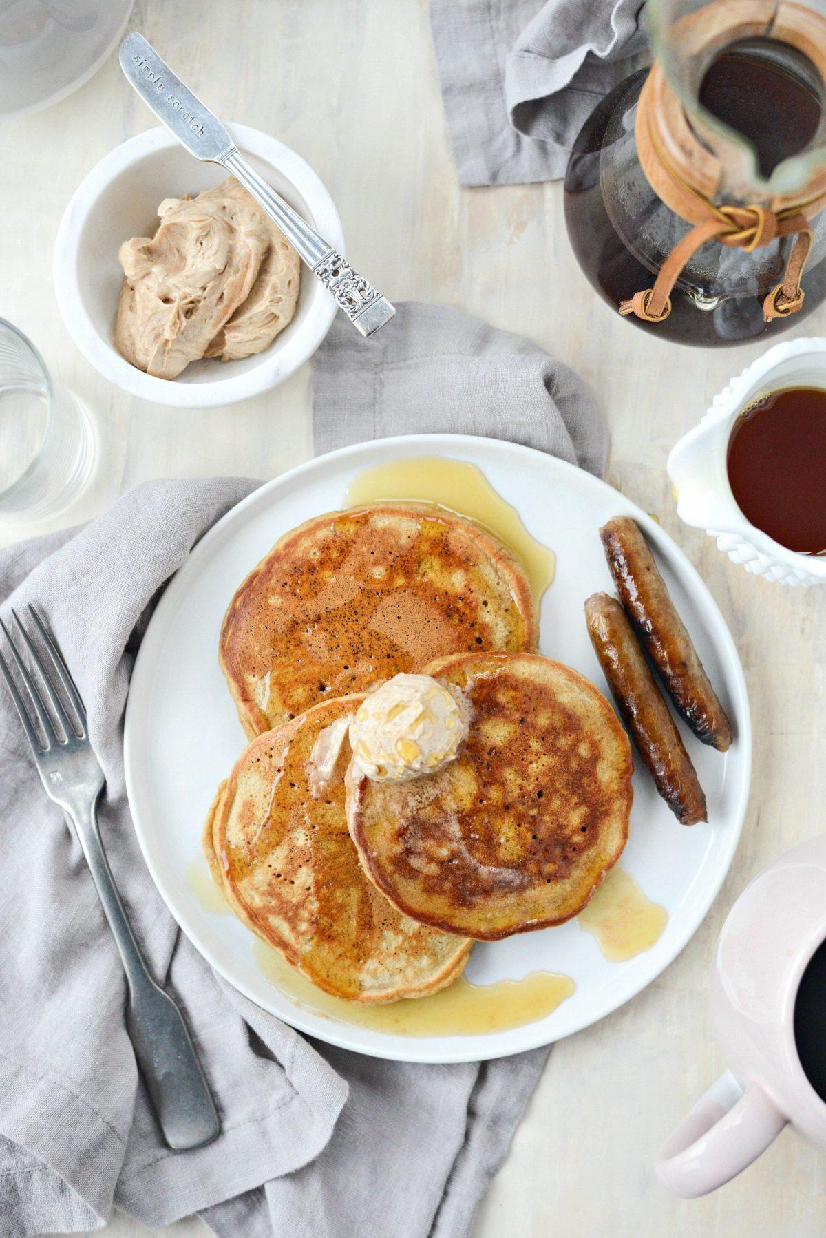 Gingerbread Pancakes l SimplyScratch.com (19)
