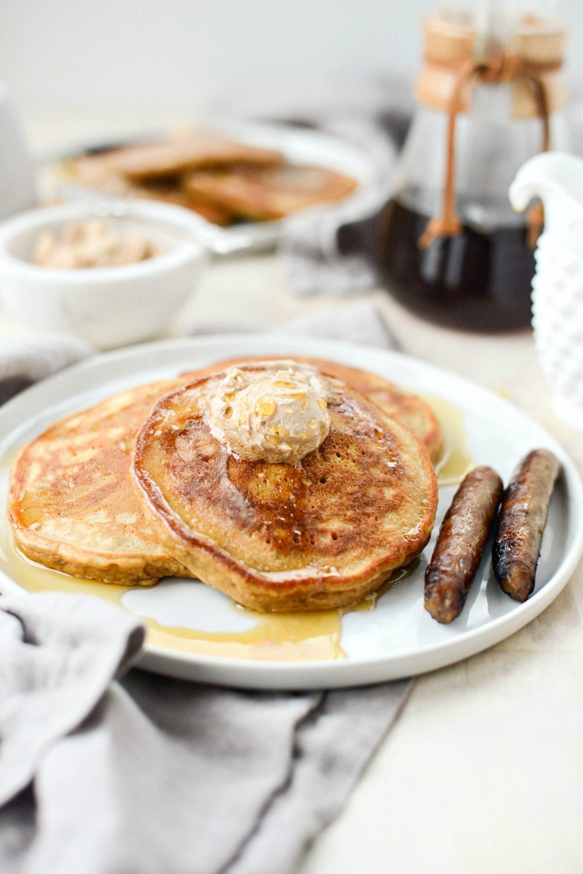 Gingerbread Pancakes l SimplyScratch.com (20)