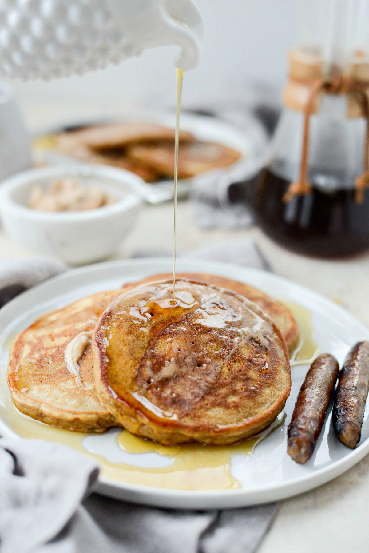 Gingerbread Pancakes l SimplyScratch.com (21)