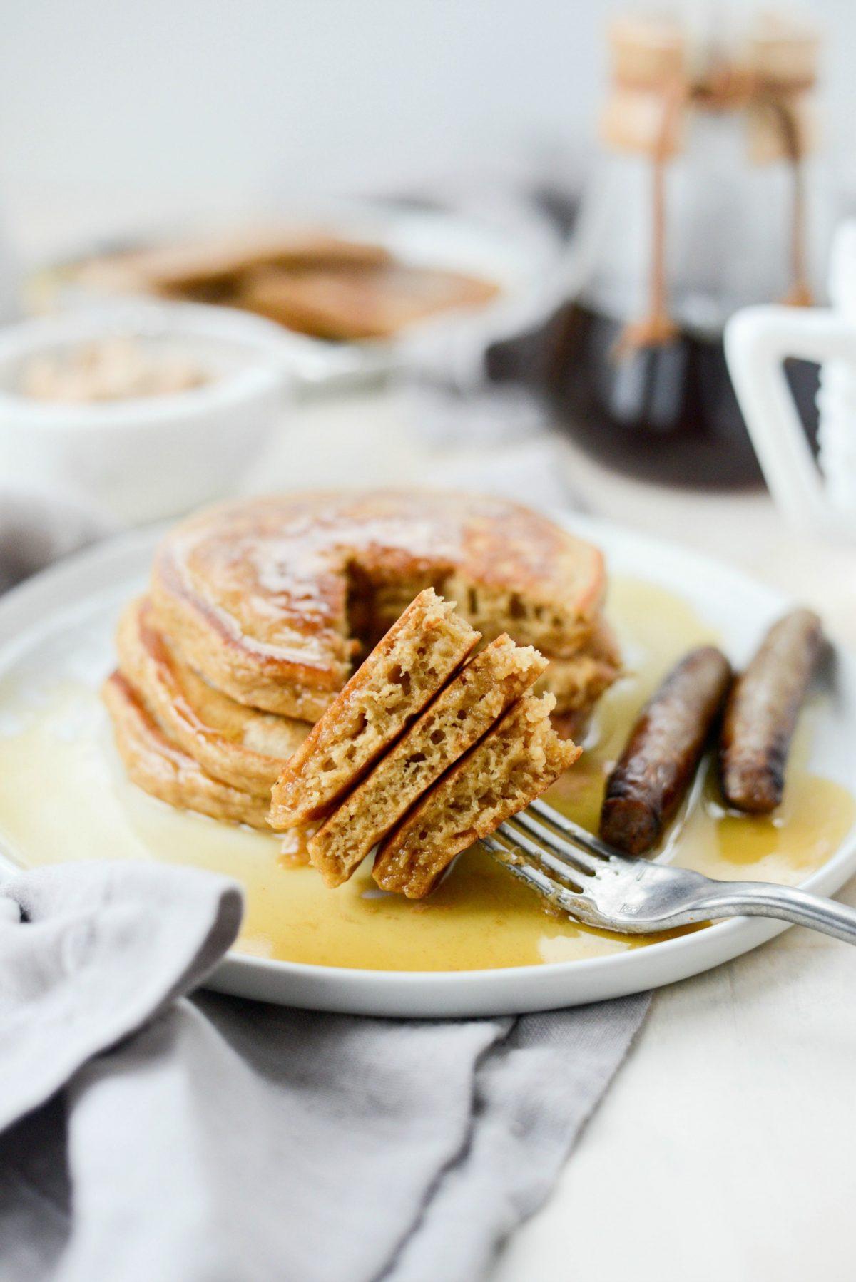 Gingerbread Pancakes l SimplyScratch.com (23)