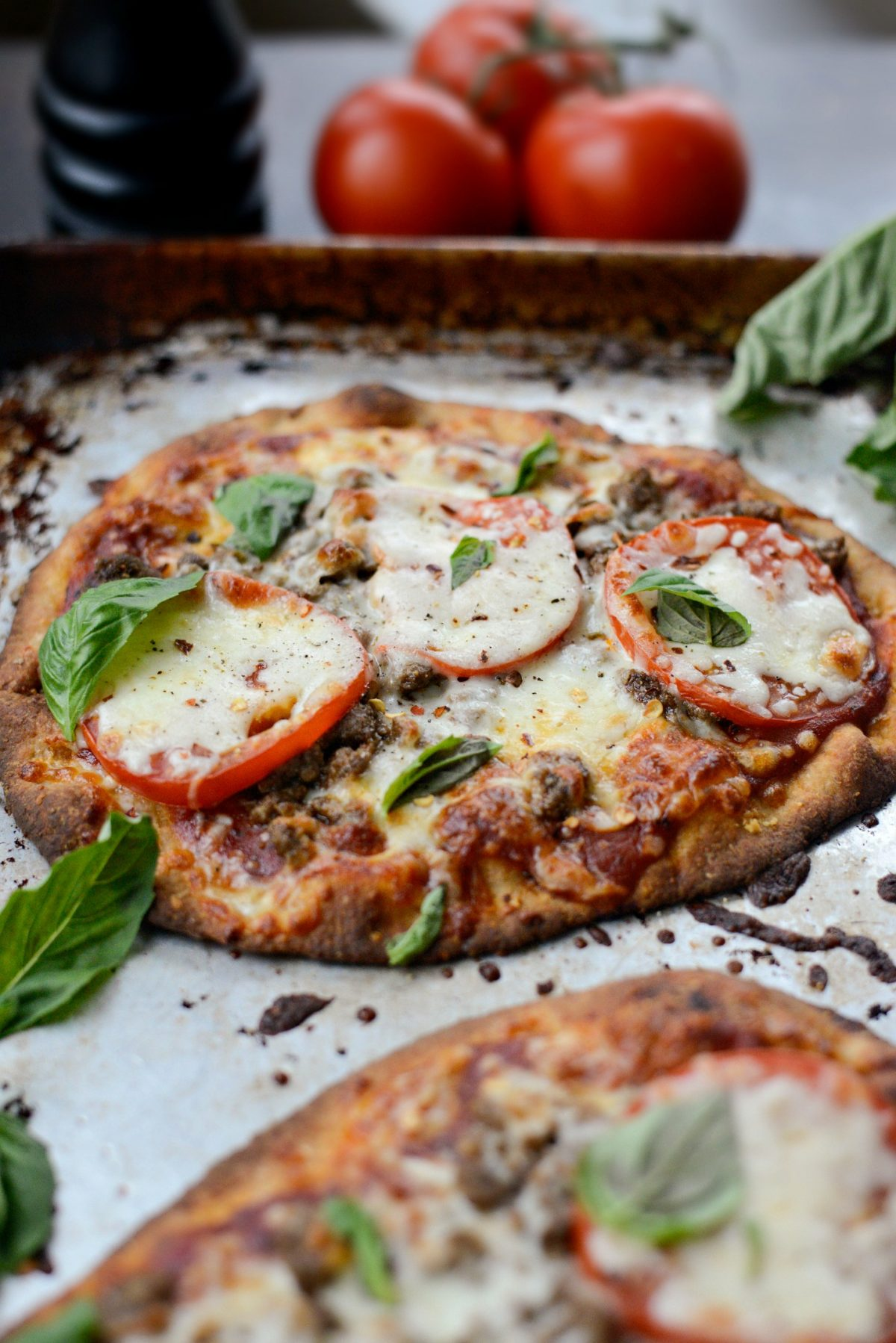 Lebanese Margherita Lamb Pizza l SimplyScratch.com (11)