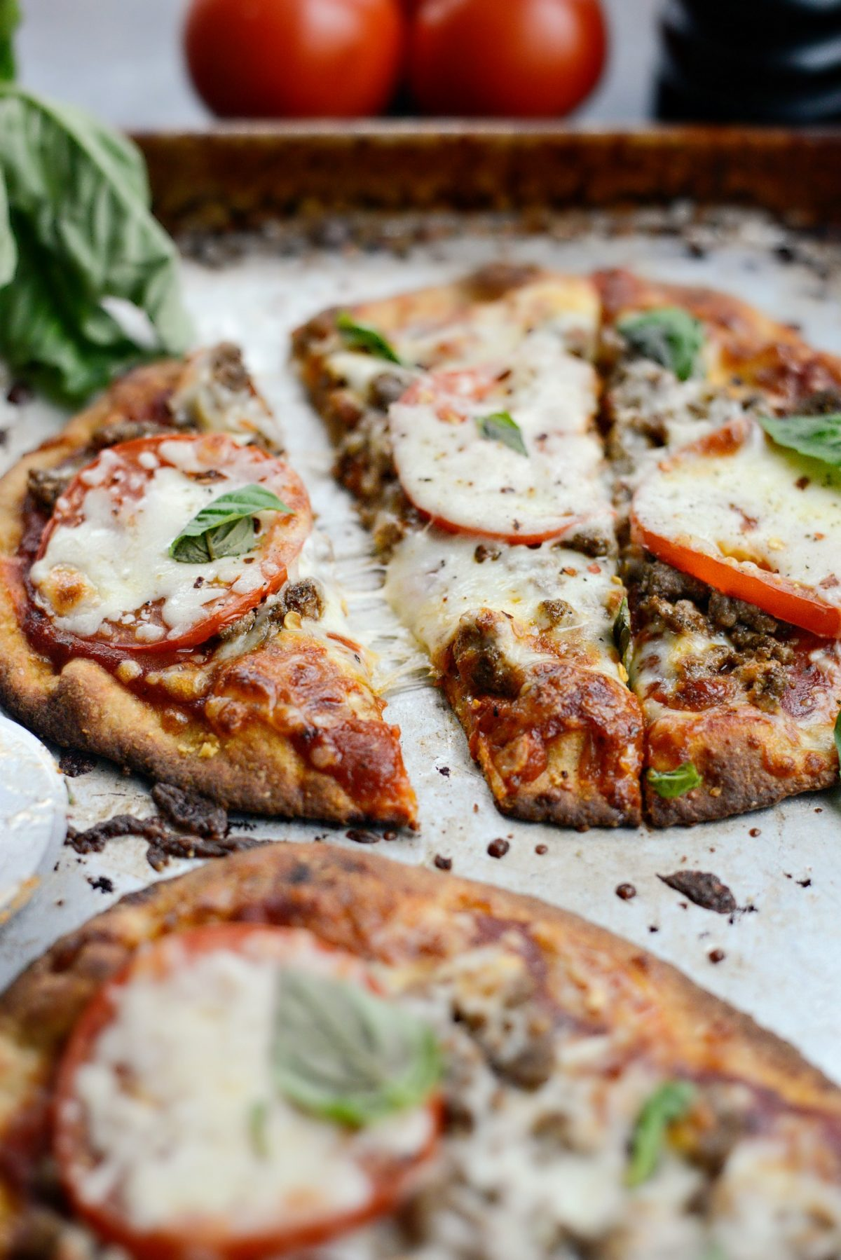 Lebanese Margherita Lamb Pizza l SimplyScratch.com (12)