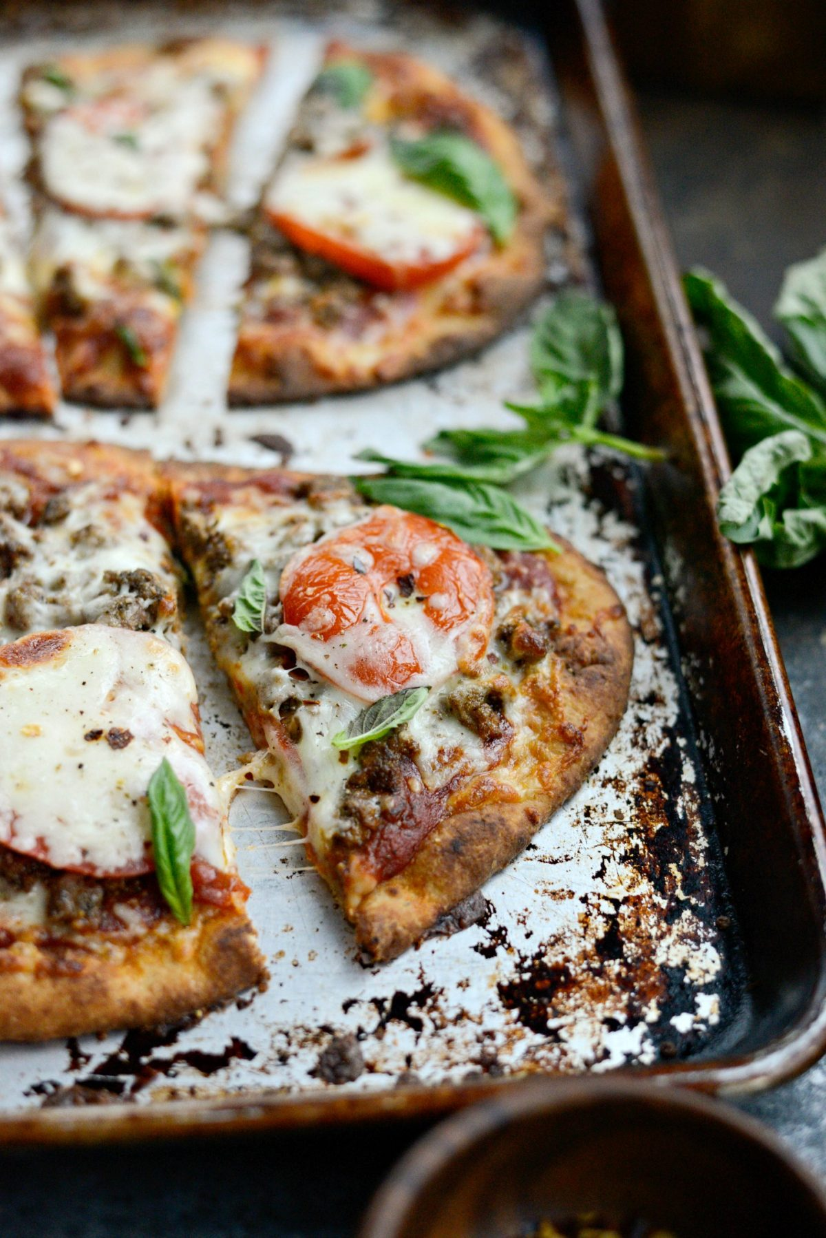 Lebanese Margherita Lamb Pizza l SimplyScratch.com (15)