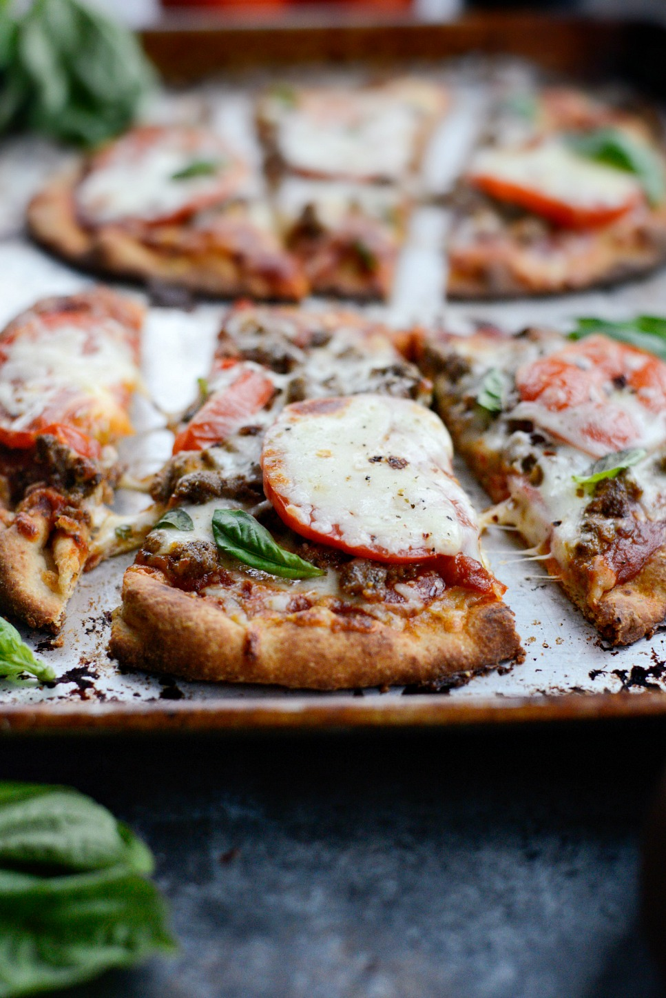 Lebanese Margherita Lamb Pizza l SimplyScratch.com (17)