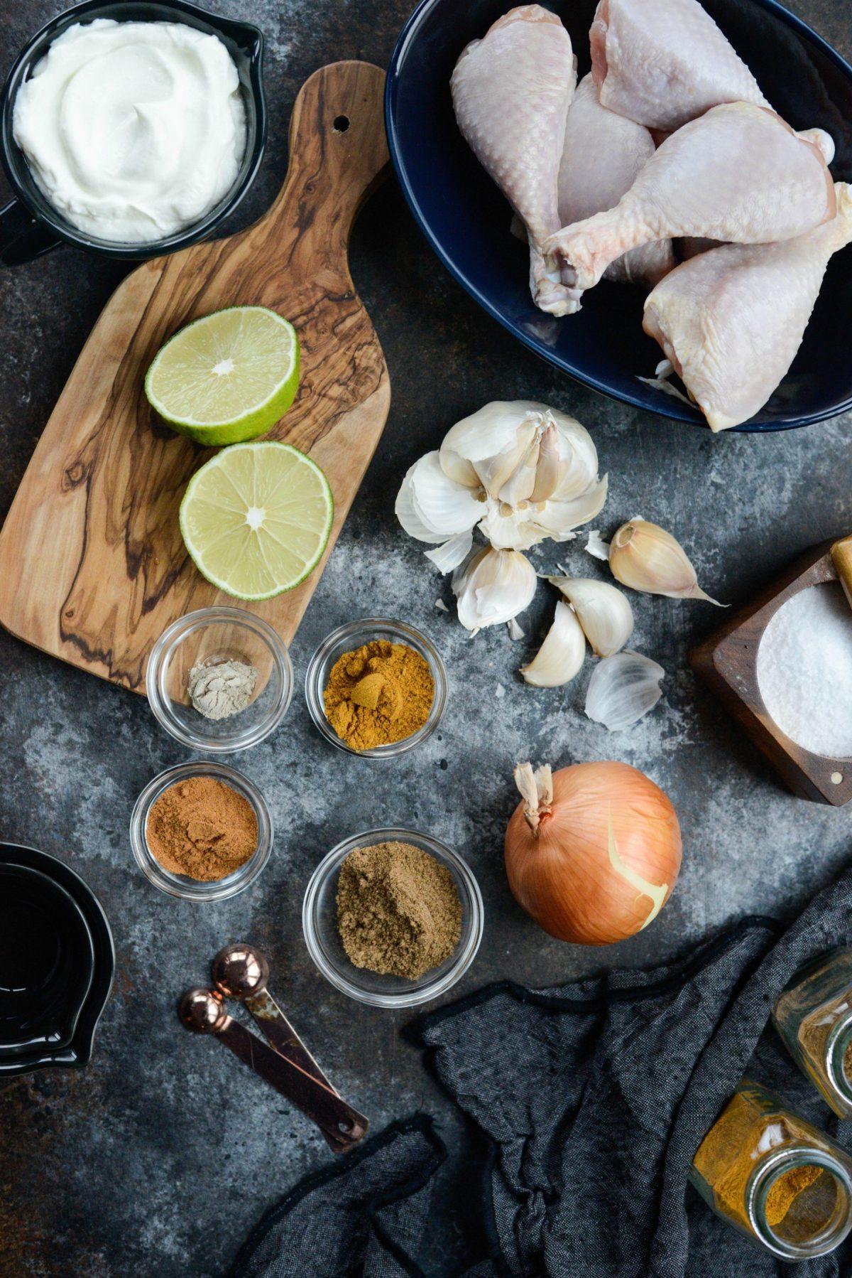 Oven Tandoori Chicken l SimplyScratch.com (1)