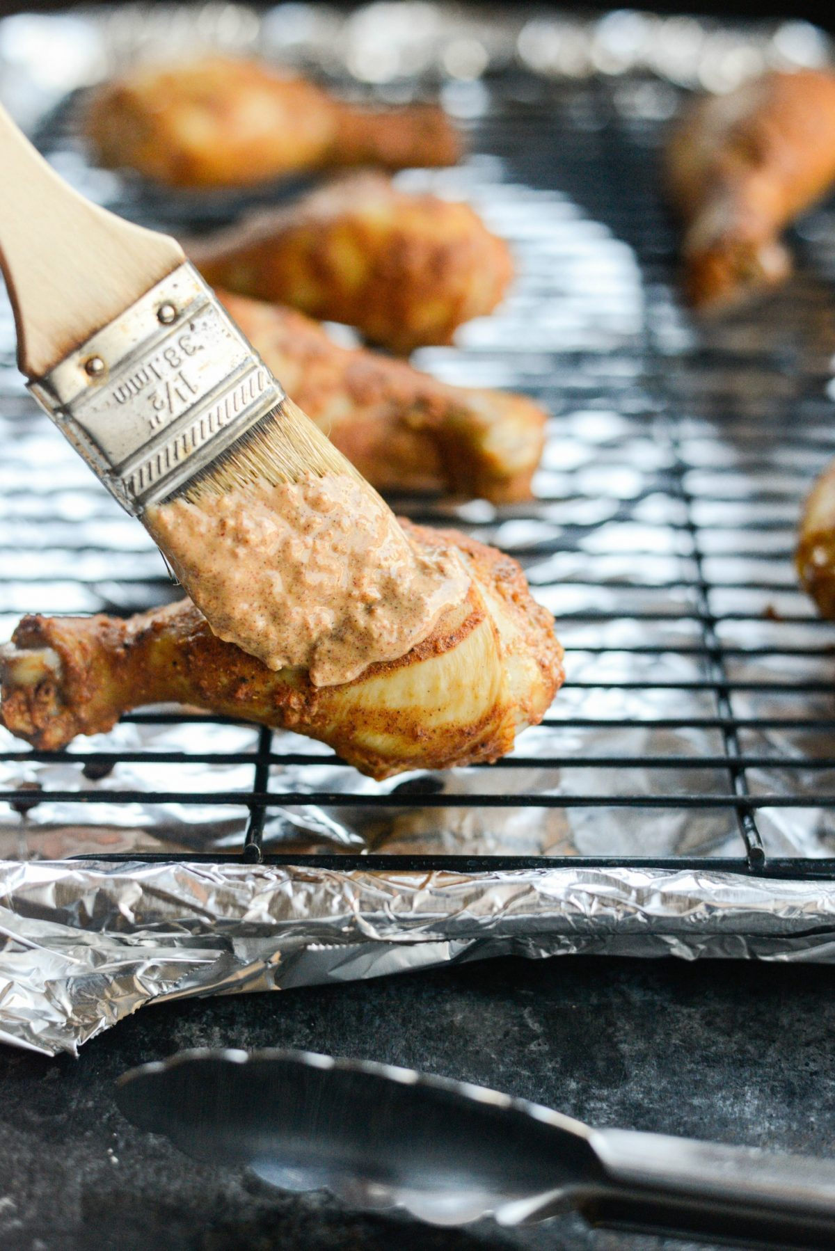 how to make mint sauce for tandoori chicken