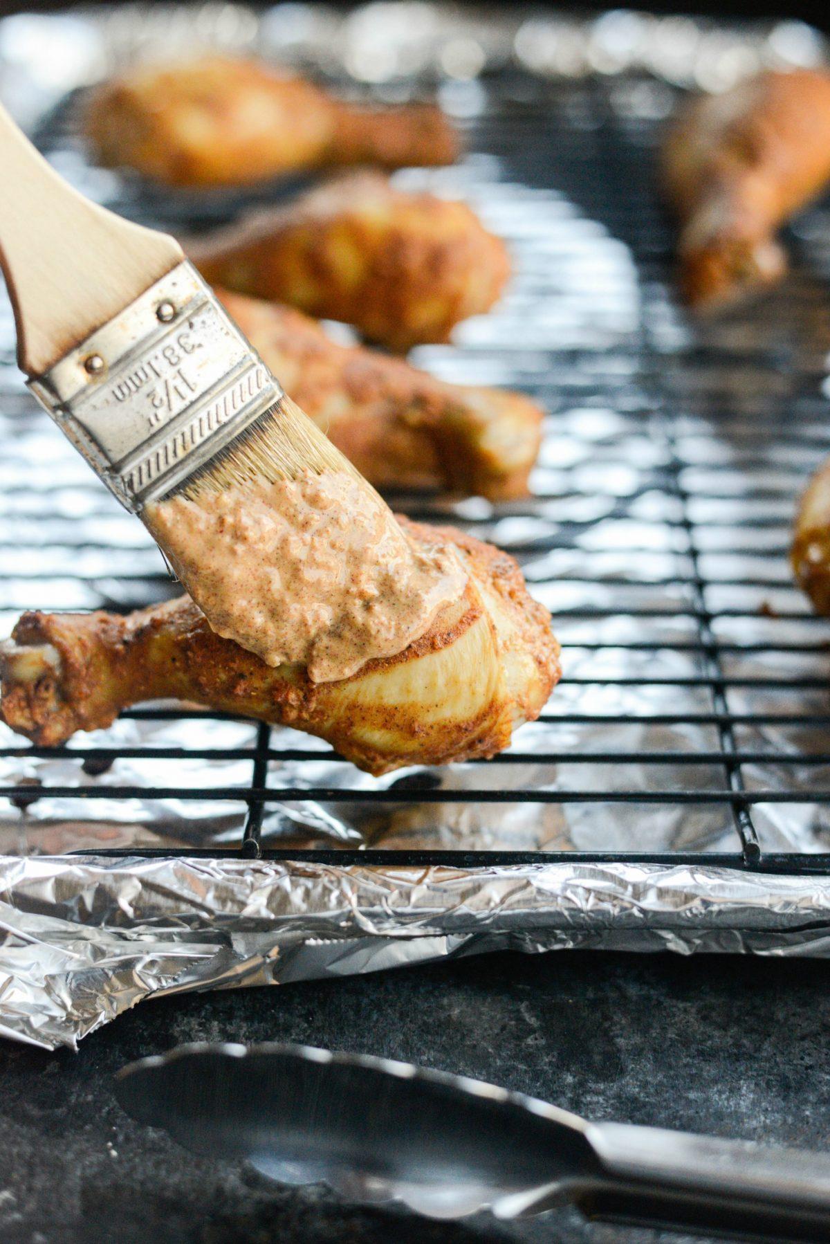 Oven Tandoori Chicken l SimplyScratch.com (10)