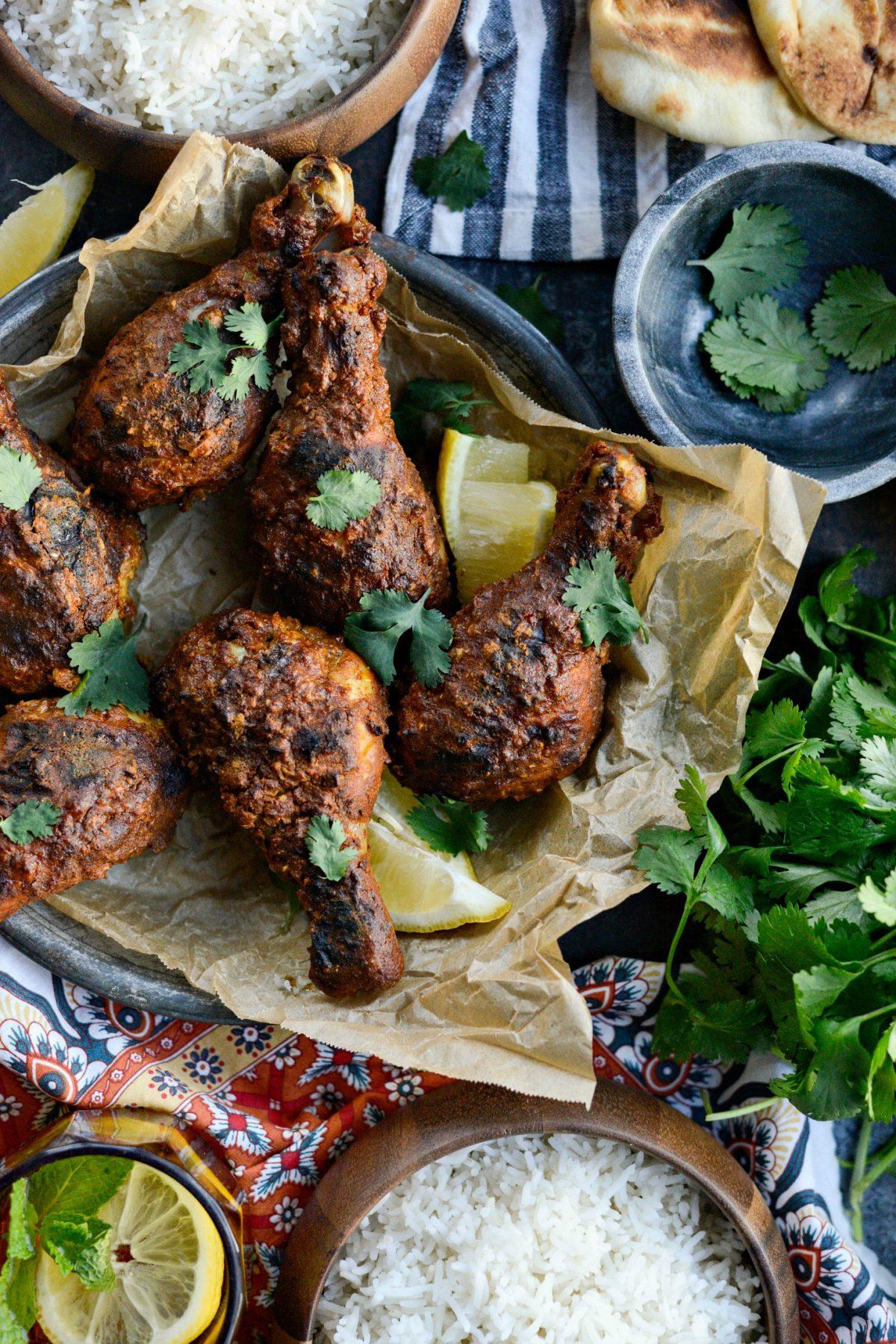 Oven Tandoori Chicken l SimplyScratch.com (16)