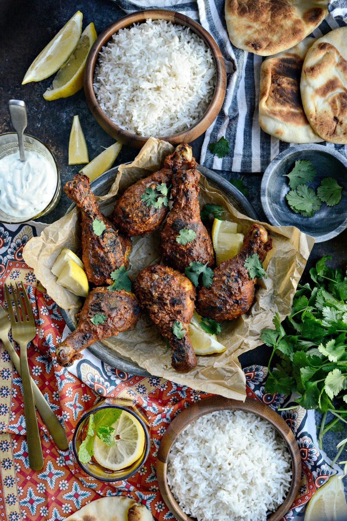 Oven Tandoori Chicken l SimplyScratch.com (18)