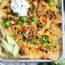 Mexicali Chicken Sheet Pan Nachos l SimplyScratch.com (13)