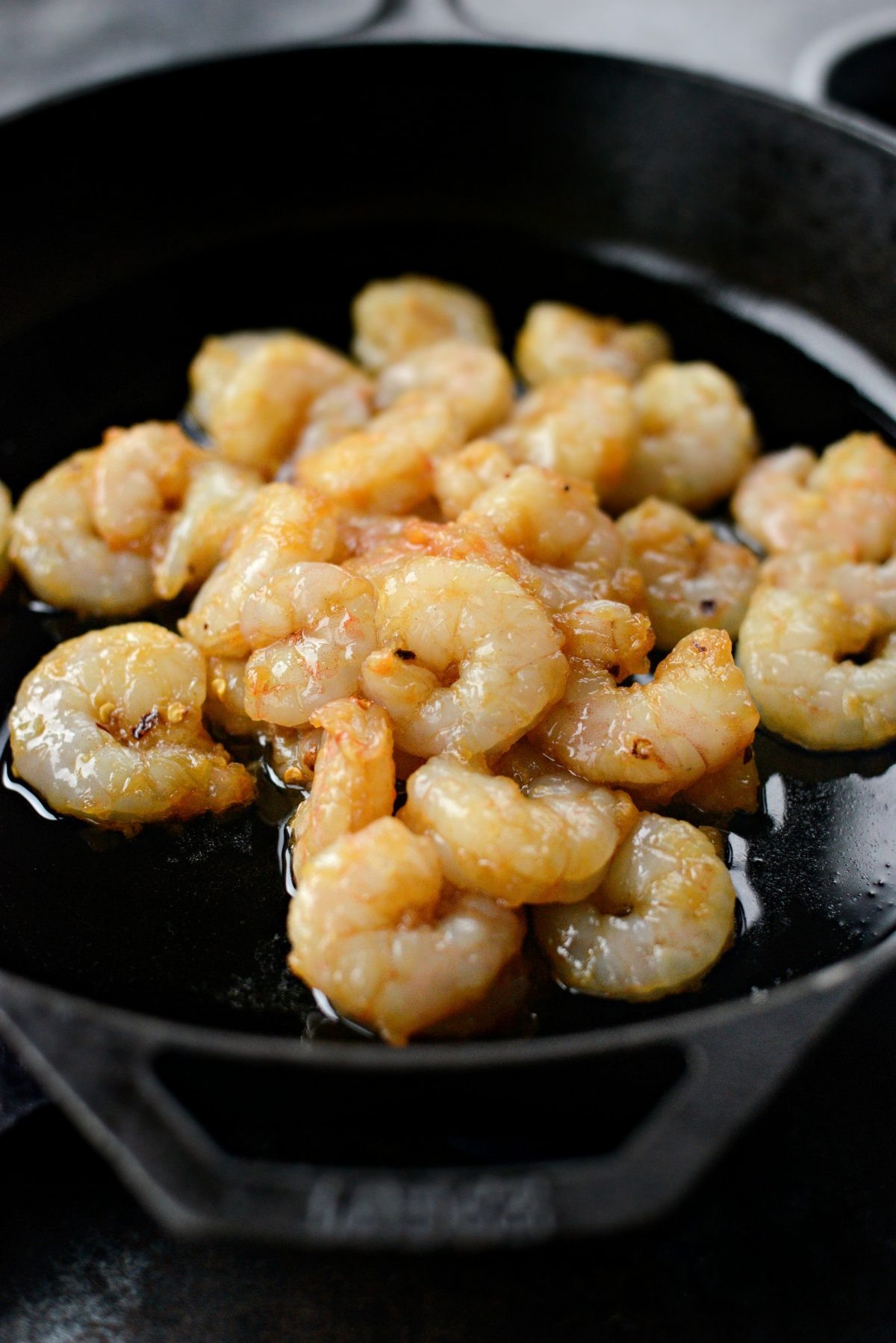 Glazed Hot Honey Garlic Shrimp l SimplyScratch.com (11)