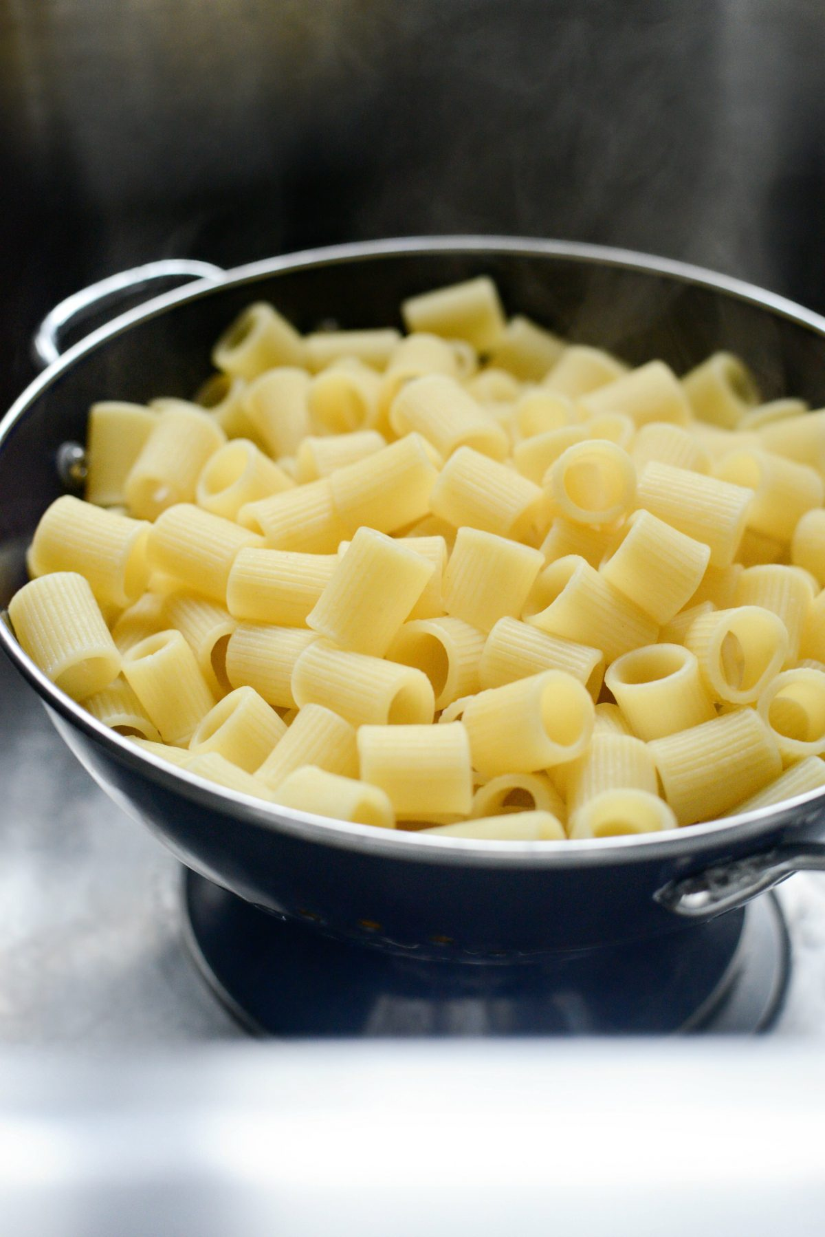 Easy Cheesy Beef Pasta Skillet l SimplyScratch.com (7)