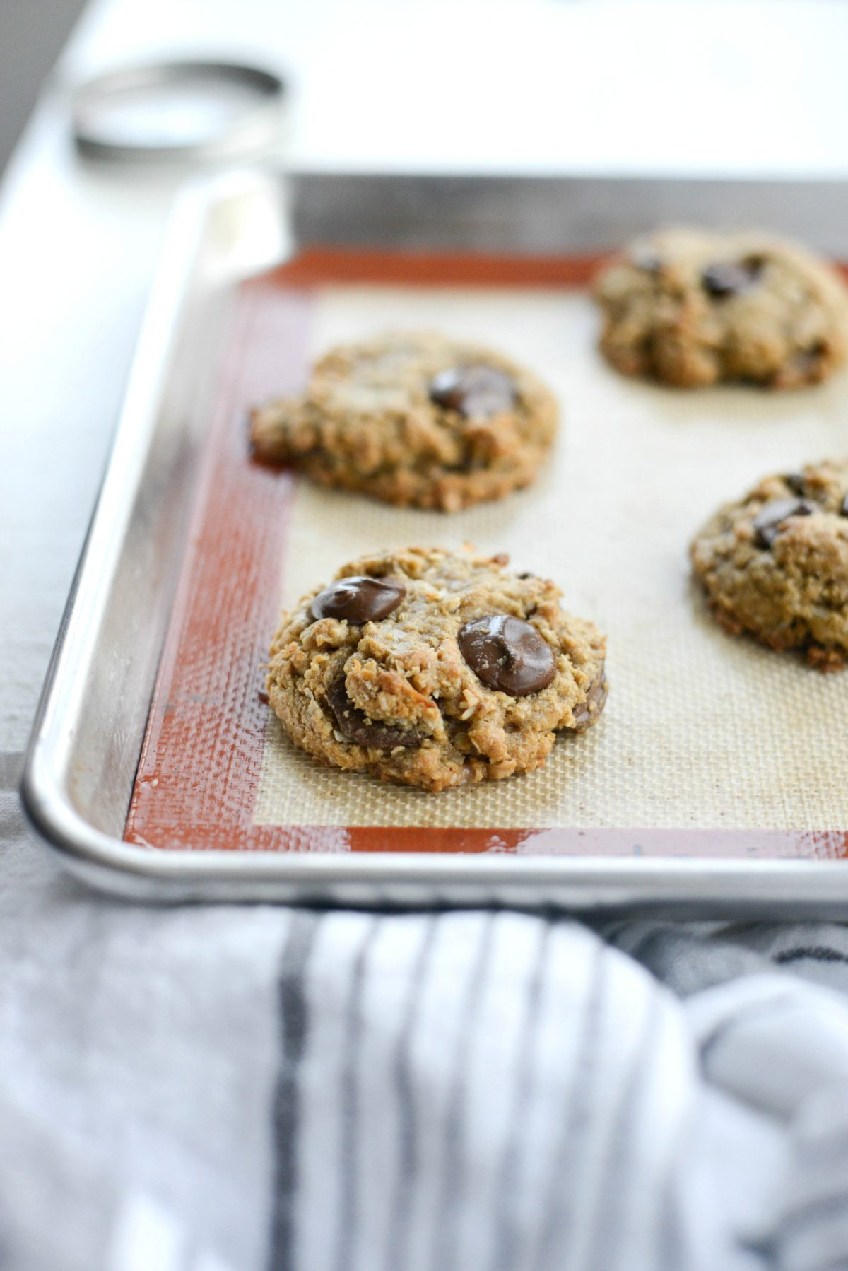 Oatmeal Chocolate Chip Toffee Cookies l SimplyScratch.com (16)