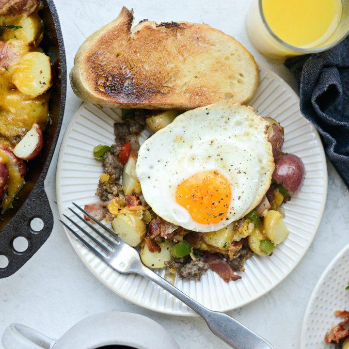 Farmer's Breakfast Skillet