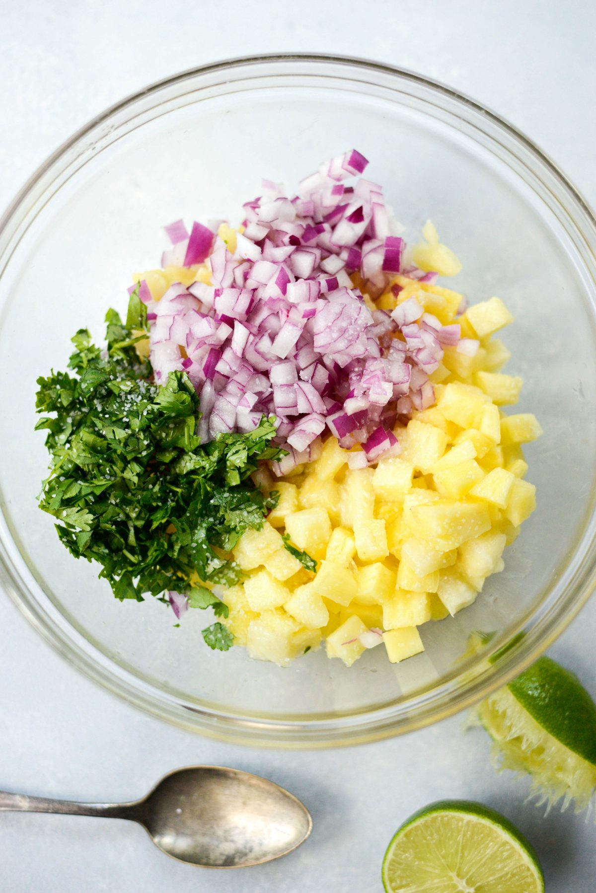 Easy Tacos al Pastor with Pineapple Salsa l SimplyScratch.com