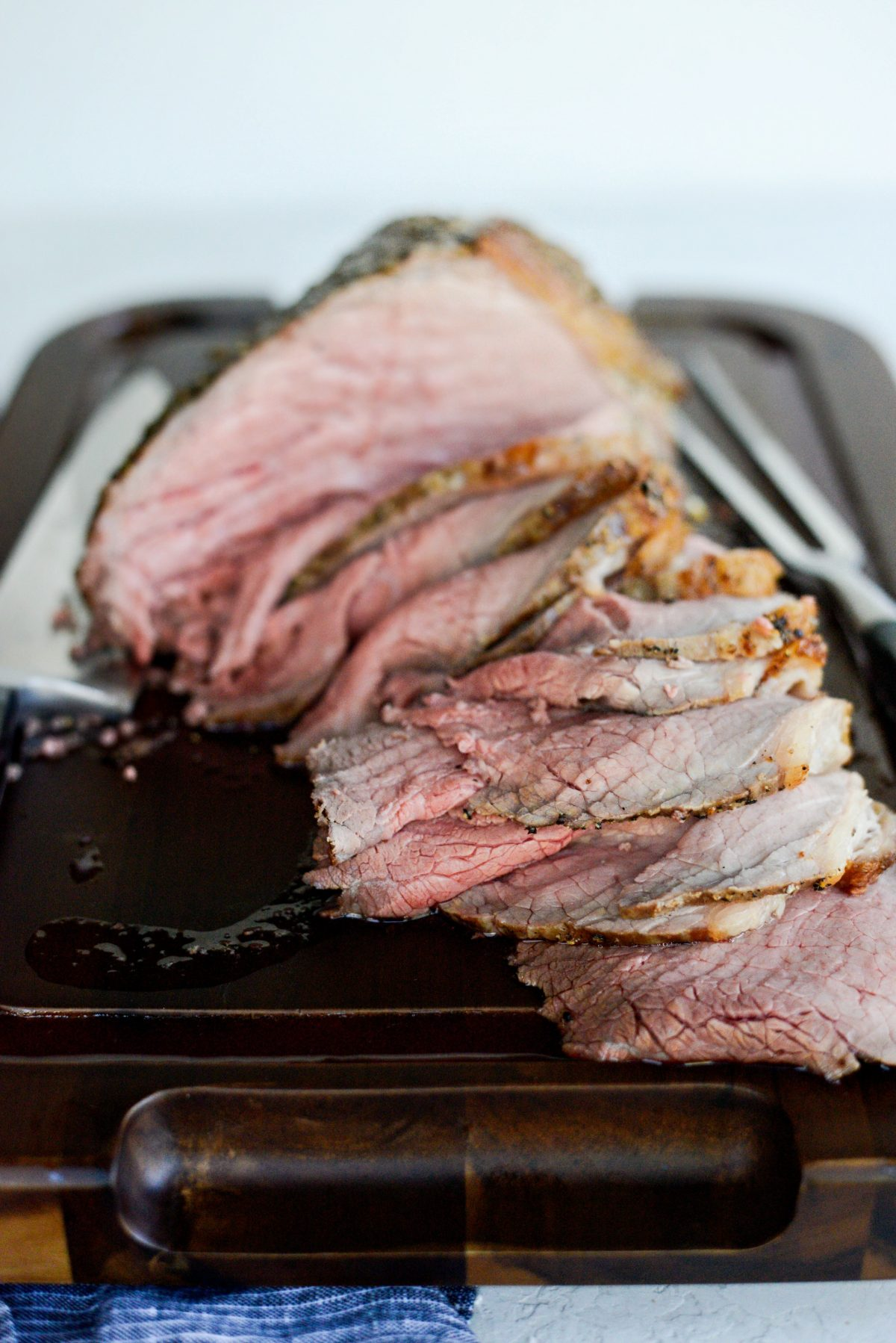 Easy Roast Beef l SimplyScratch.com