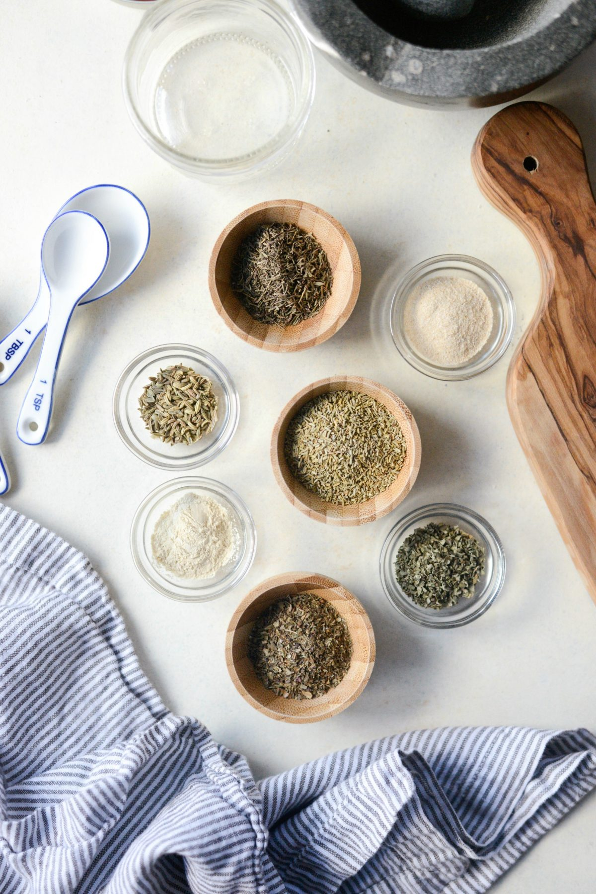 Homemade Tuscan Seasoning Blend