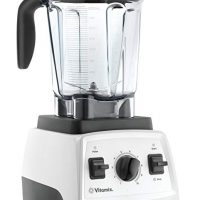 Vitamix 7500 Blender, Professional-Grade, 64 oz. Low-Profile Container, White