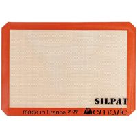 2 silpat silicone baking mats