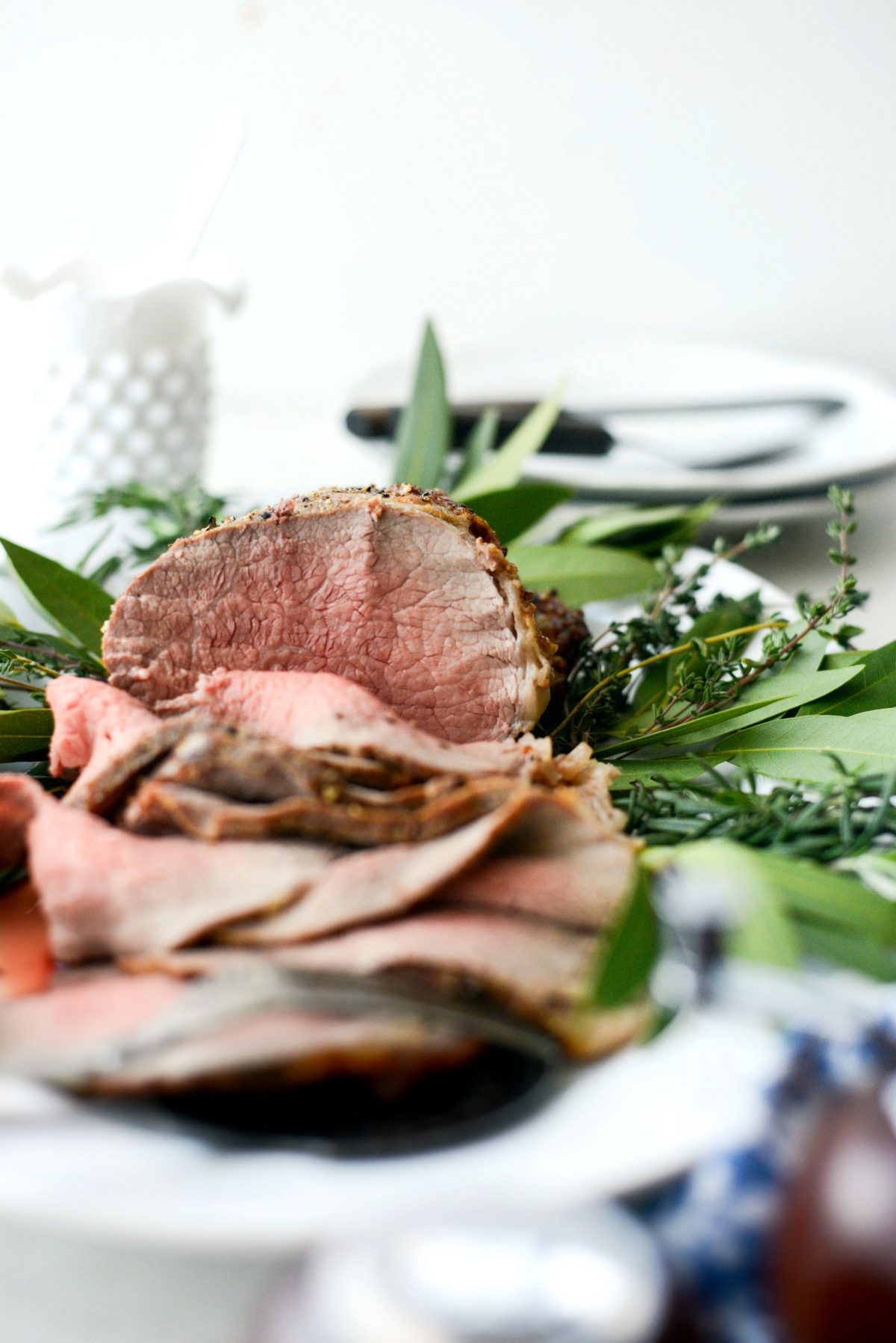 Easy Homemade Roast Beef l SimplyScratch.com
