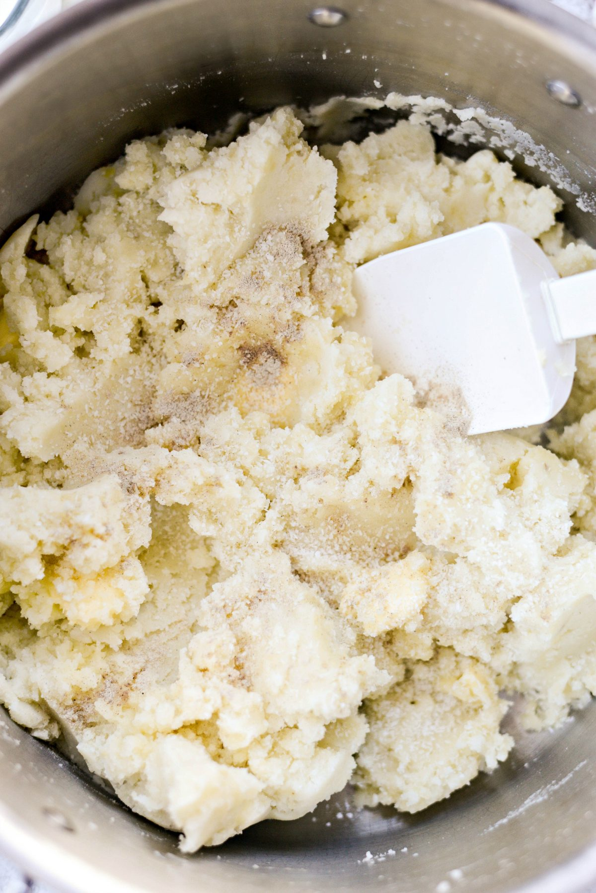 Lobster Mashed Potatoes l SimplyScratch.com
