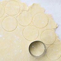 Easy Pâte Sucrée (Sweet Pastry Dough)