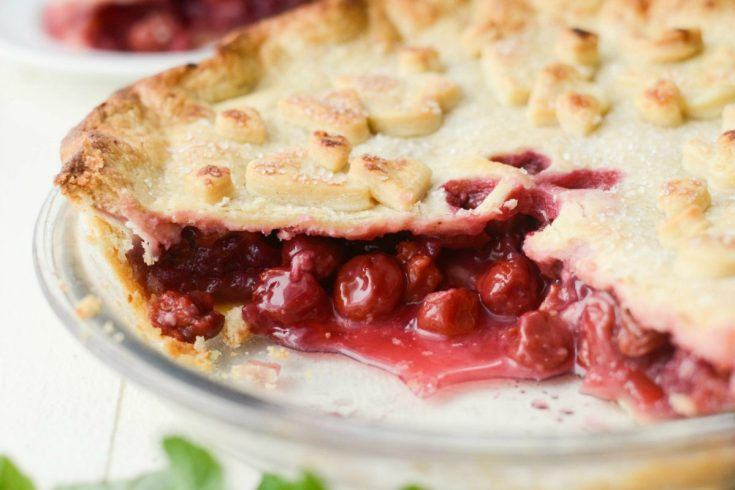 Homemade Cherry Pie