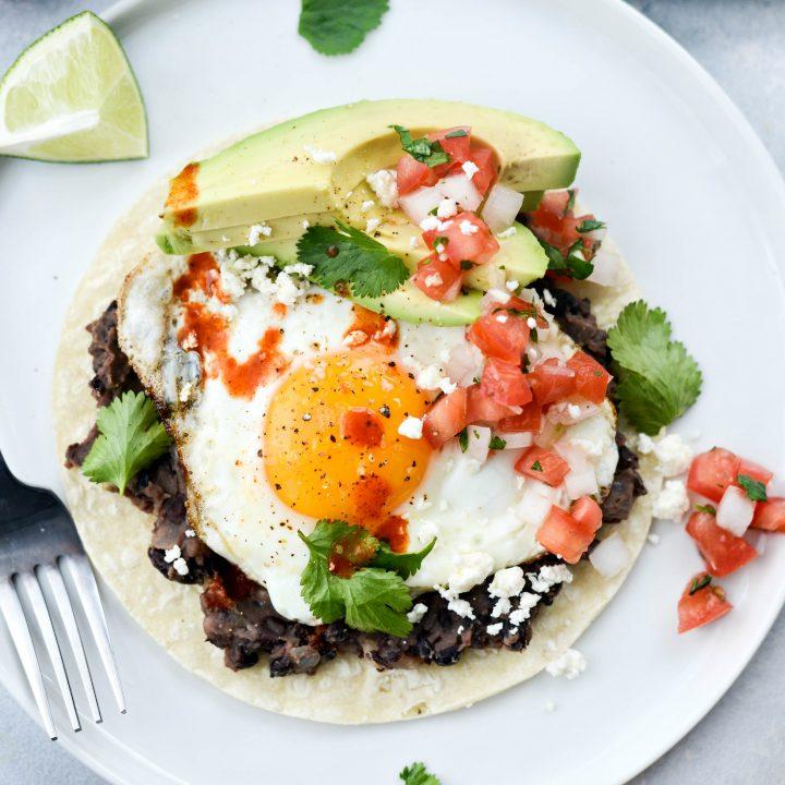 Huevos Rancheros l SimplyScratch.com