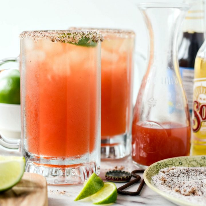 Mexican Michelada Recipe
