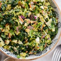 BBQ Ranch Chopped Salad