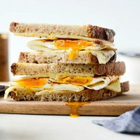 Best Fried Egg Sandwich