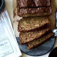 Olive Oil Zucchini Bread