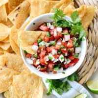 Quick Pico de Gallo