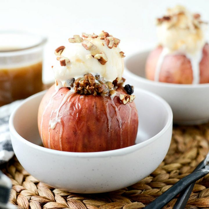 Baked Apples Recipe Simply Scratch
