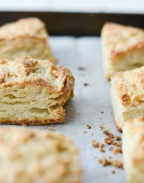 Greek Yogurt Biscuits l SimplyScratch.com #greek #yogurt #biscuits #lowfat #breakfast #brunch