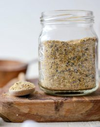 Homemade Lemon Pepper Seasoning l SimplyScratch.com #homemade #lemonpepper #seasoning #fromscratch #diy #spices
