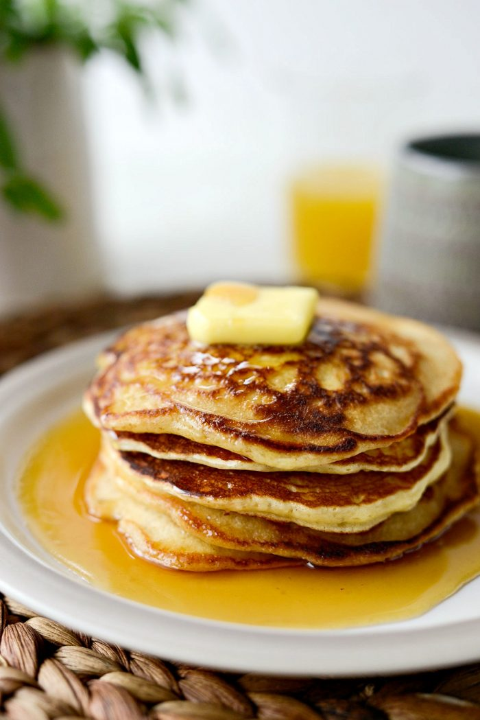Homemade Pancake Mix l SimplyScratch.com #homemade #fromscratch #pancake #mix #easy #kitchenbasic