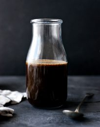 Homemade Worcestershire Sauce l SimplyScratch.com #homemade #worcestershire #sauce #fromscratch #easy #diy #condiment