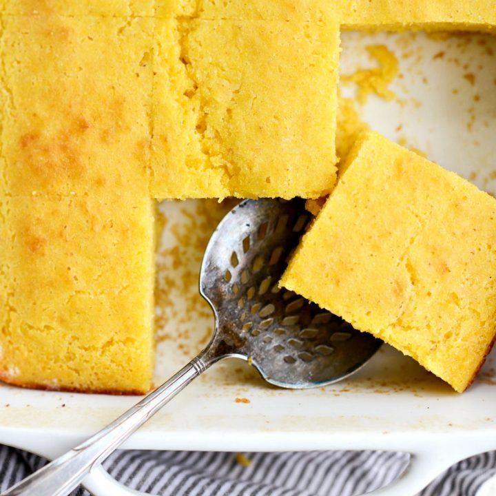 Your Basic Cornbread Recipe
