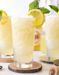 Lemon Shandy Refresher trio