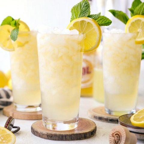 Lemon Shandy Refresher trio