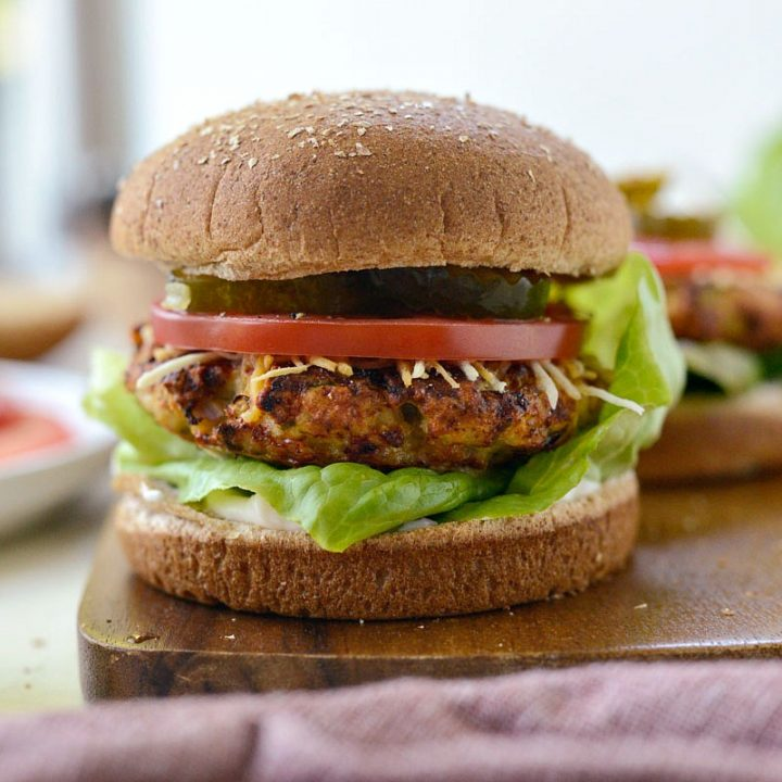 Easiest Weeknight Turkey Burgers